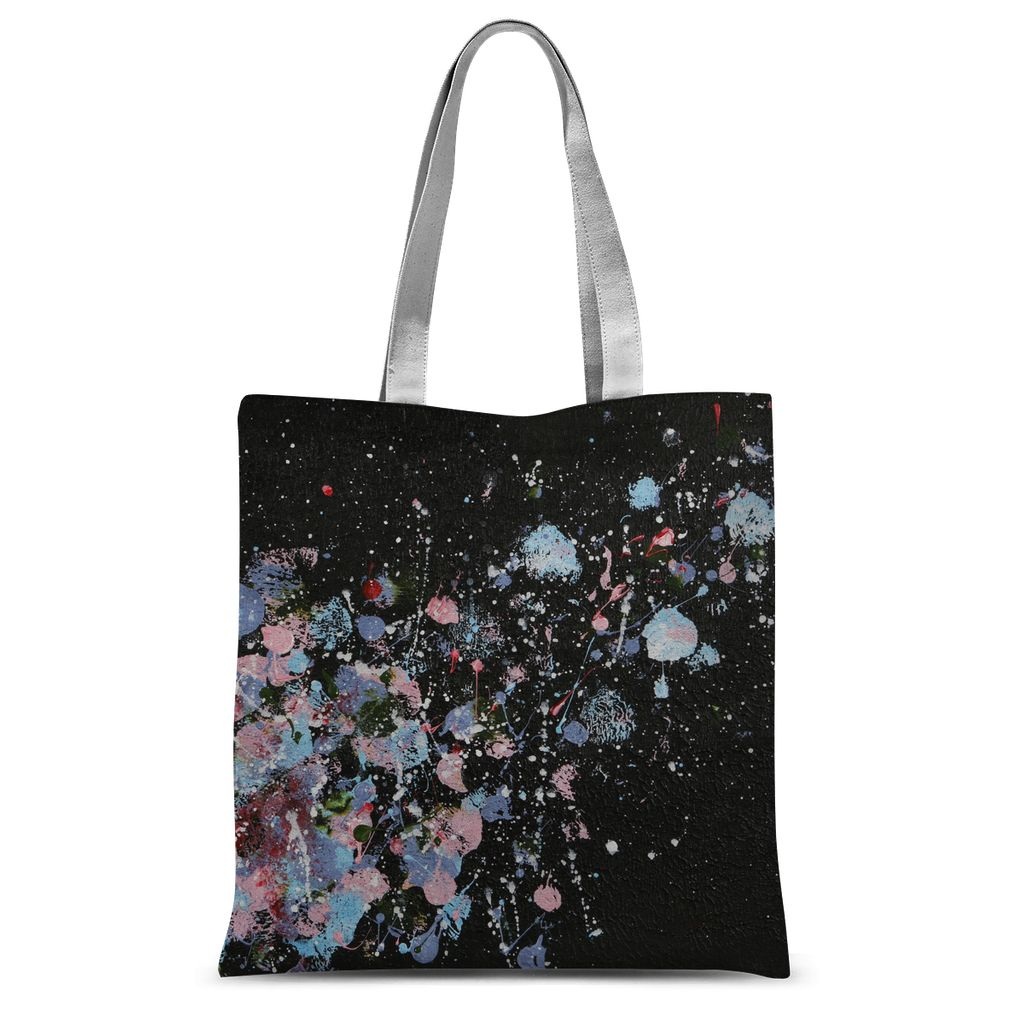 Falling Apart Sublimation Tote Bag
