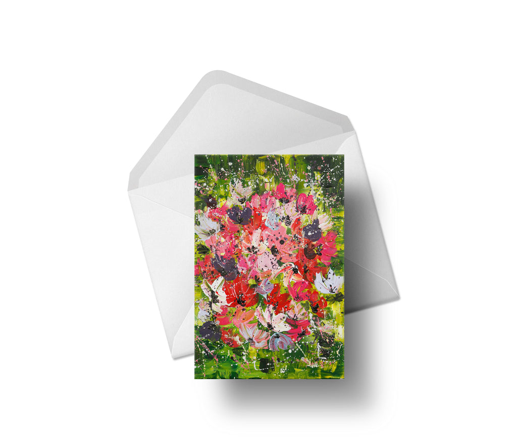 Broken II Greeting Card