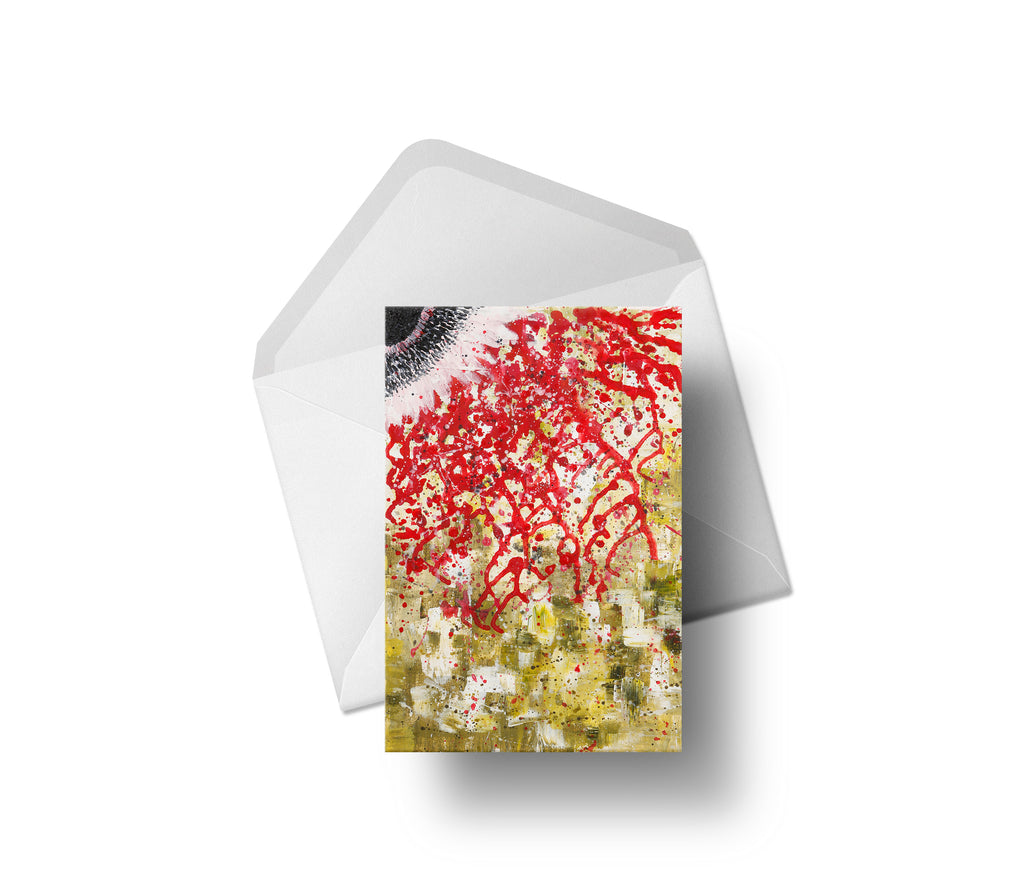 Concealed II Greeting Card
