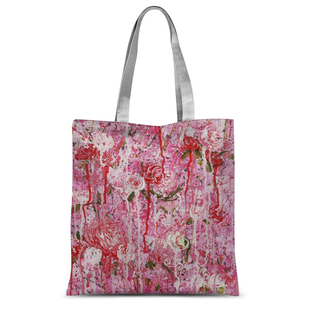 No One Else but You Sublimation Tote Bag