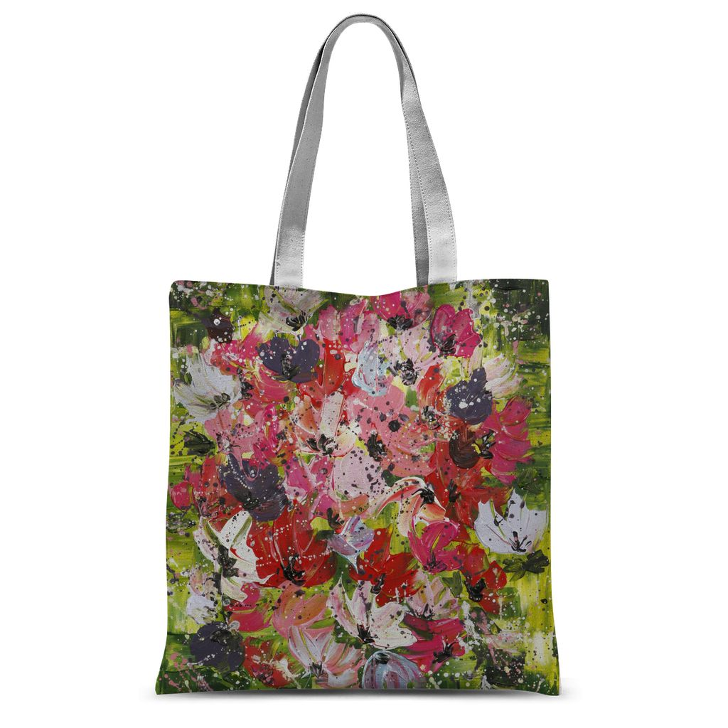 Broken II Sublimation Tote Bag