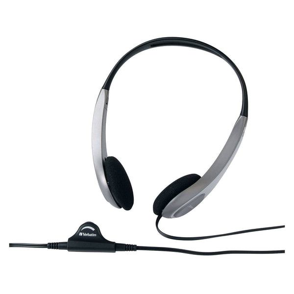 Multimedia Headset with Volume Control