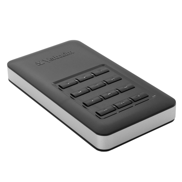 USB 3.1 Secure SSD w/Keypad Access