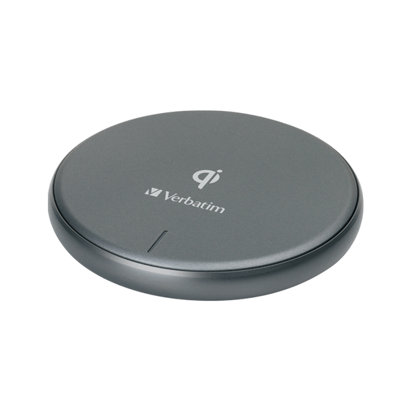 10W Metallic Wireless Charger