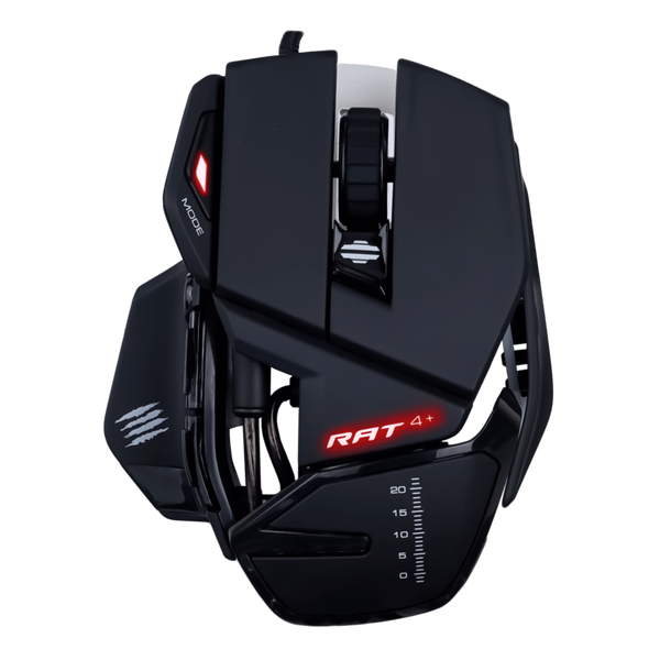 R.A.T. 4+ GAMING MOUSE