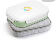 Load image into Gallery viewer, Stainless Steel Lunch Box With Compartments