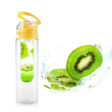Load image into Gallery viewer, Fruit Infusing Water Bottle