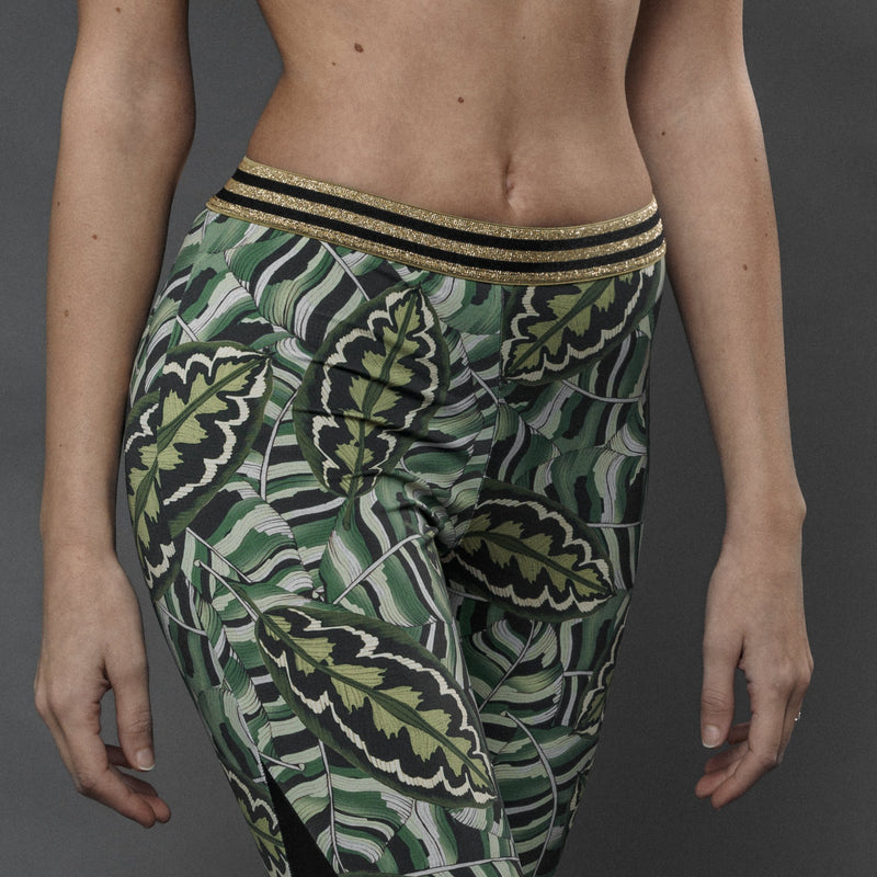 Leggings Sport Jungle - Carami