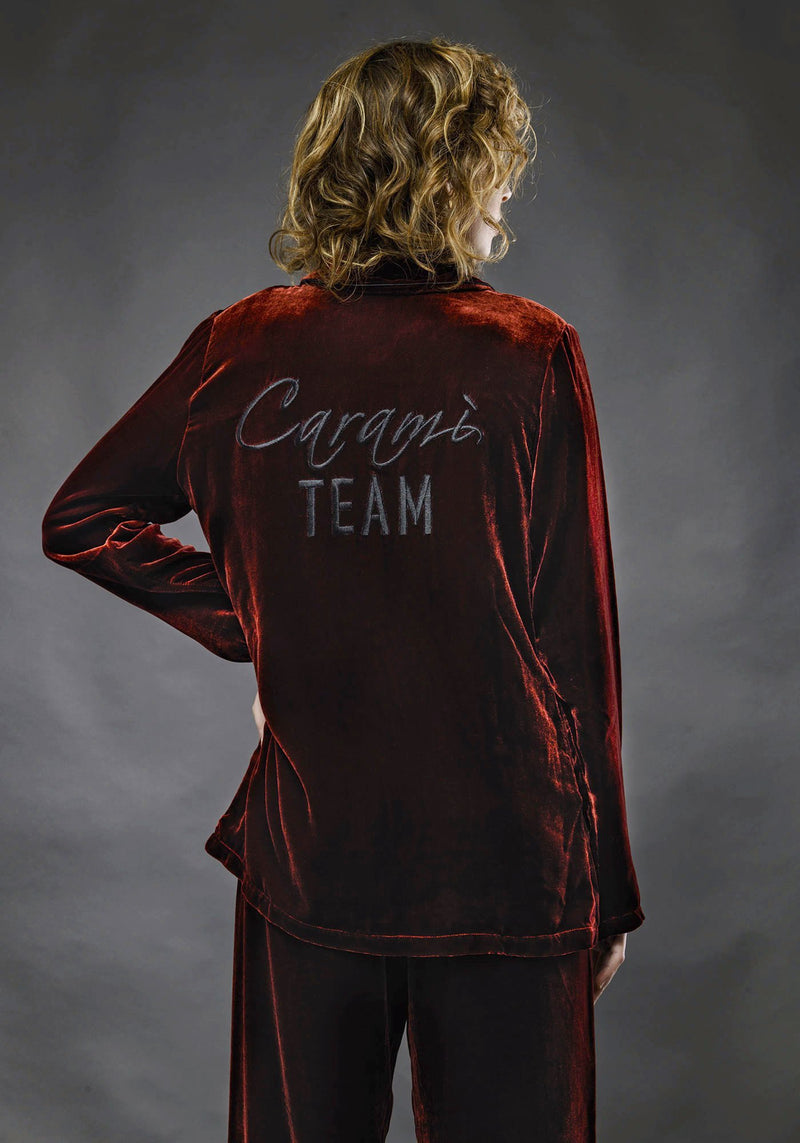 camicia, giacca del pigiama - Carami, Caramì Lingerie & Activewear Made in Italy