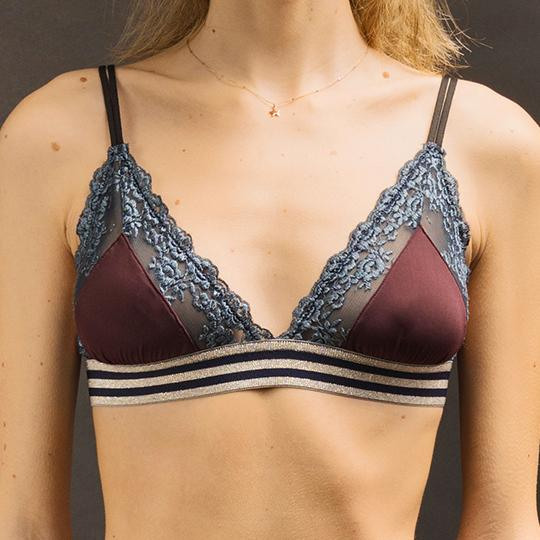Reggiseno Triangolo Chantal - Carami
