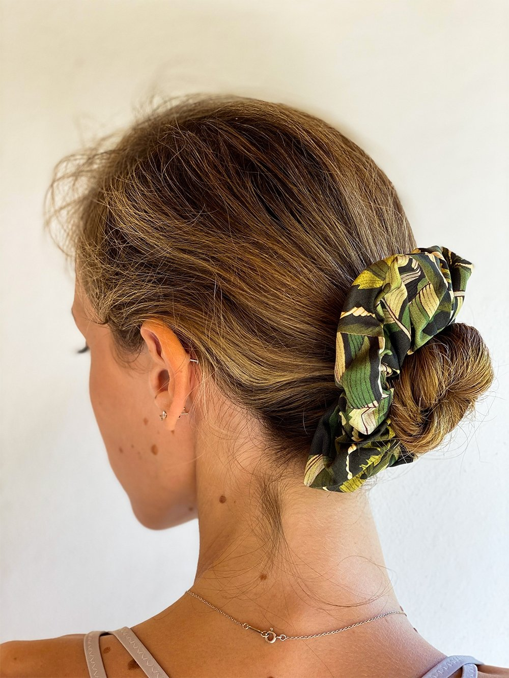 Scrunchie Jungle - Carami - Carami made in italy
