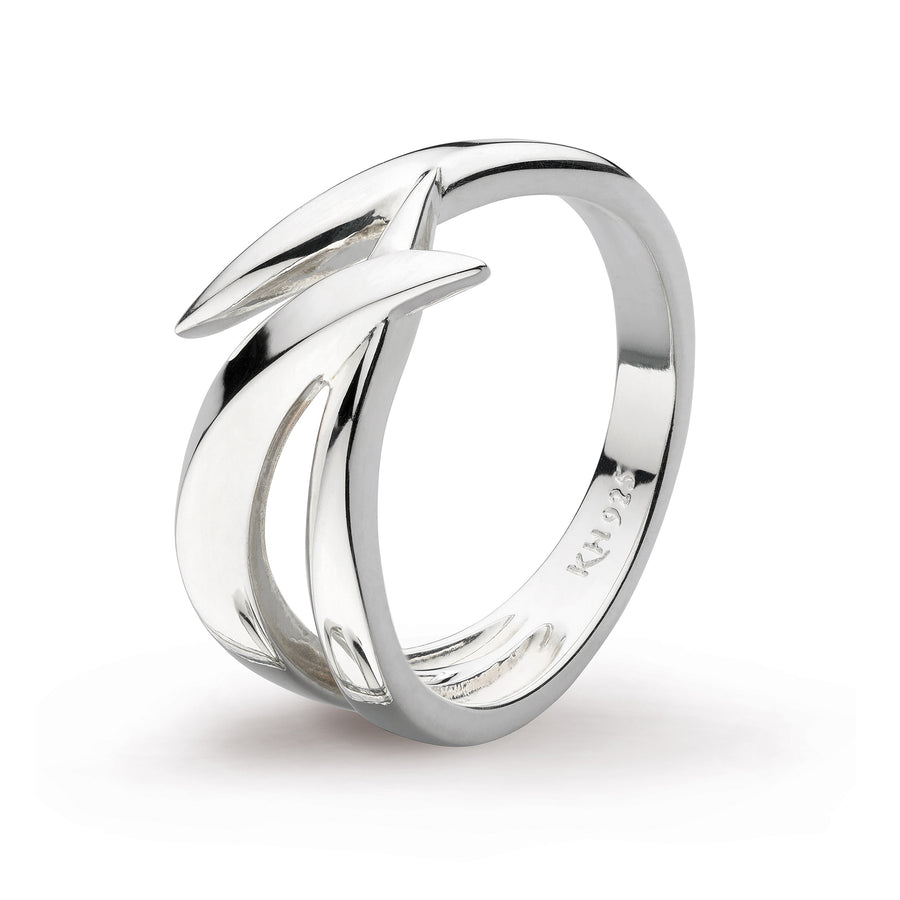 Entwine Thorn Crossover Ring - 10233hp