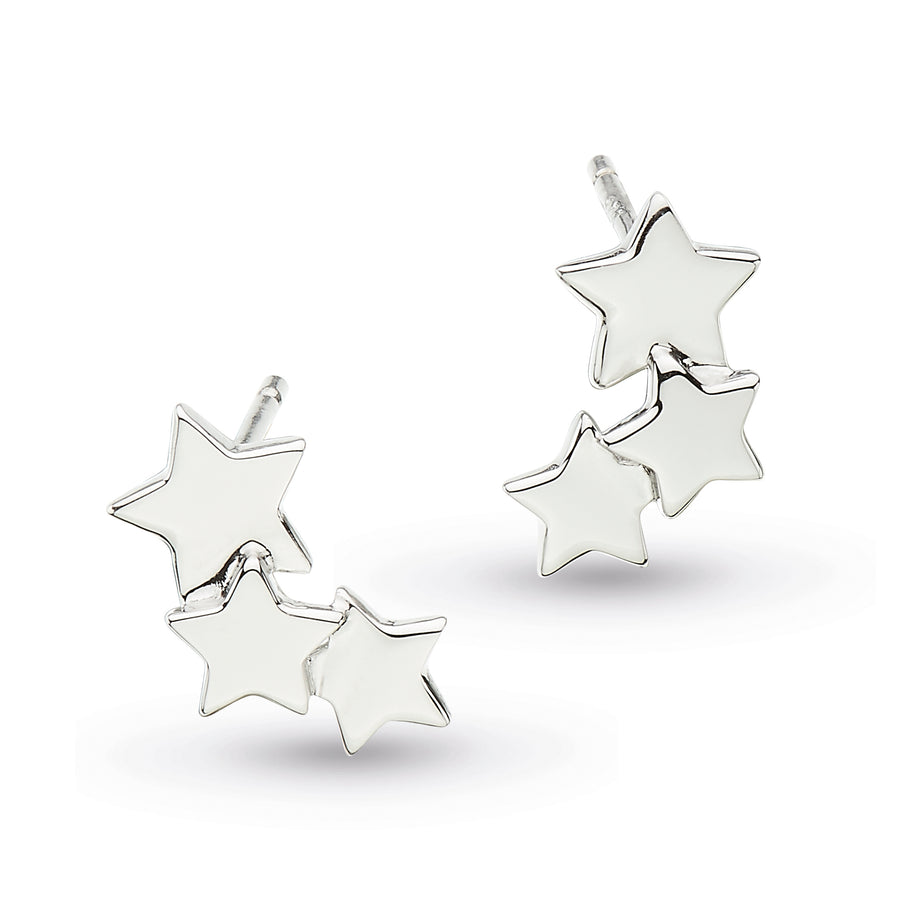 Stargazer Galaxy Stud Earrings - 30212hp027