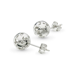 Stargazer Nova Orb Stud Earrings - 40217hp