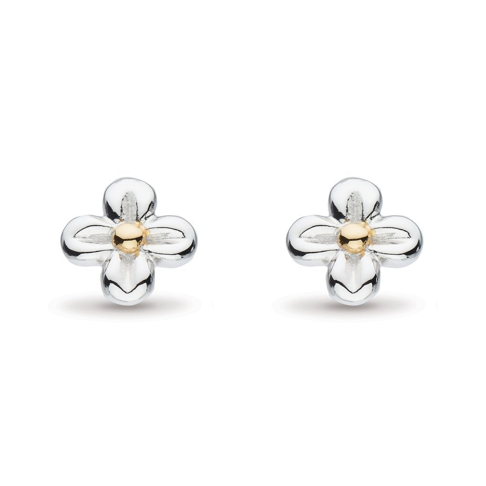 Blossom Flyte Honey Flower Stud Earrings - 40343GRP