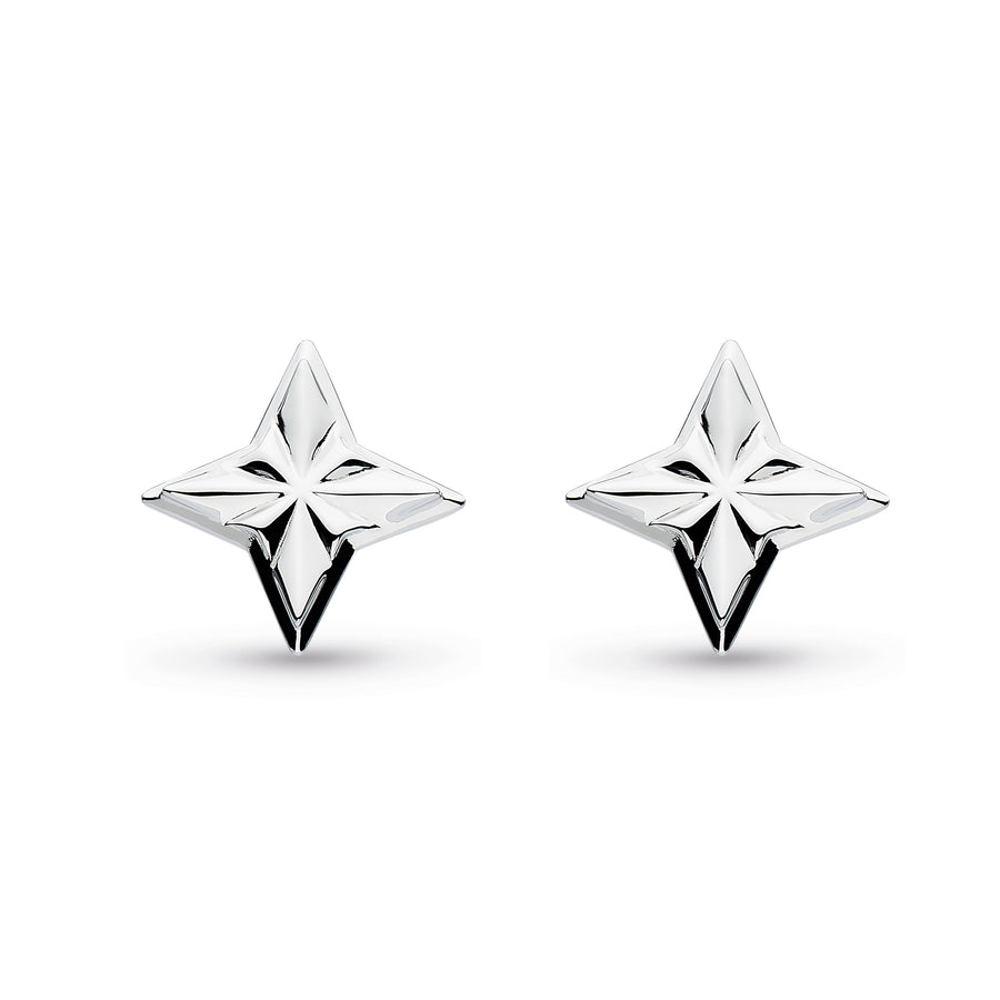 Empire Astoria Star Stud Earrings - 40406rp029