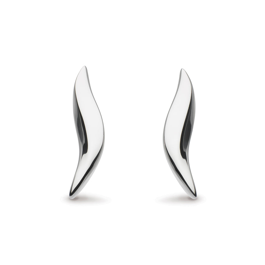 KIT HEATH BEVEL EDGE STUD EARRINGS - 4174hp018