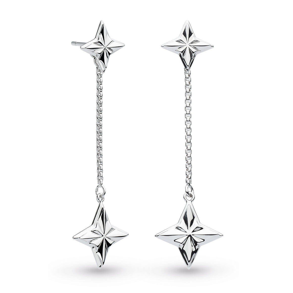 Empire Astoria Star Doublewear Earrings - 60406rp029