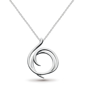 Entwine Helix Wrap Necklace - 90236hp015