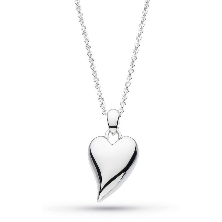 Desire Lust Heart Necklace - 90502rp