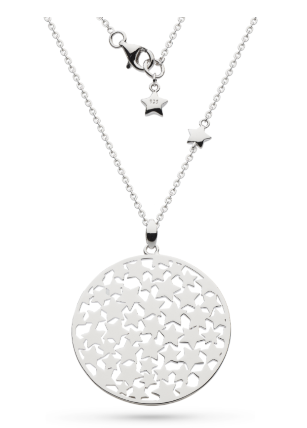 "Stargazer Nova Grande Disc 28"" Necklace - 90215hp027"