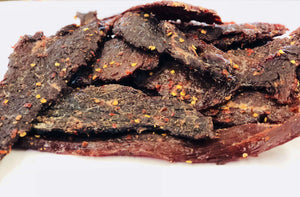 Red Pepper Beef Jerky