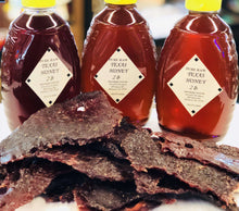 Sweet Honey Beef Jerky
