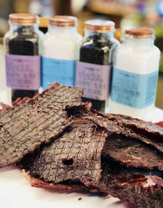 Salt N Pepper Beef Jerky