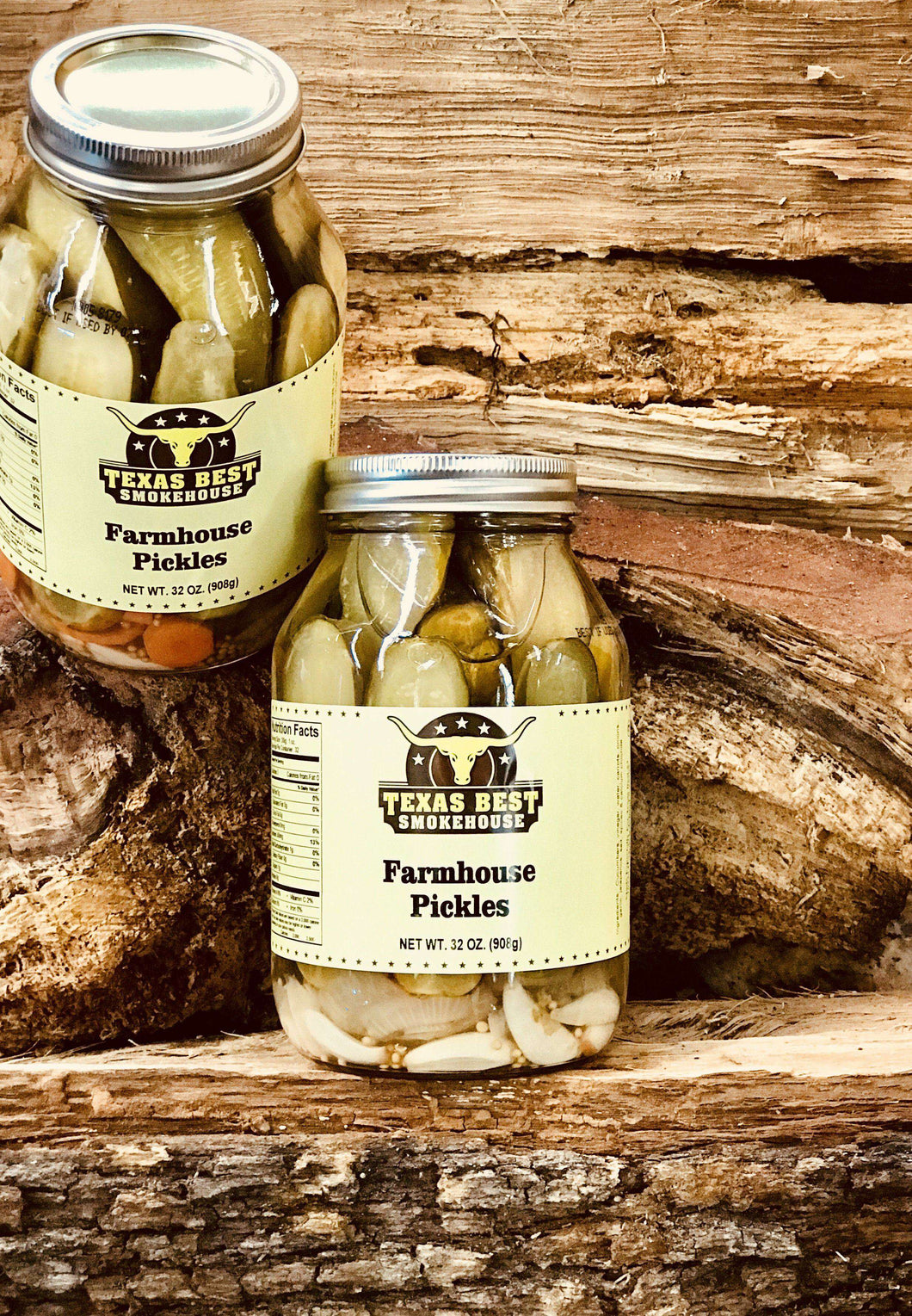 Farmhouse Pickles 32oz