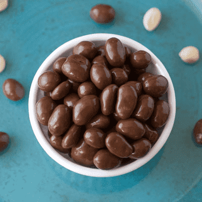 Chocolate Peanuts 8oz