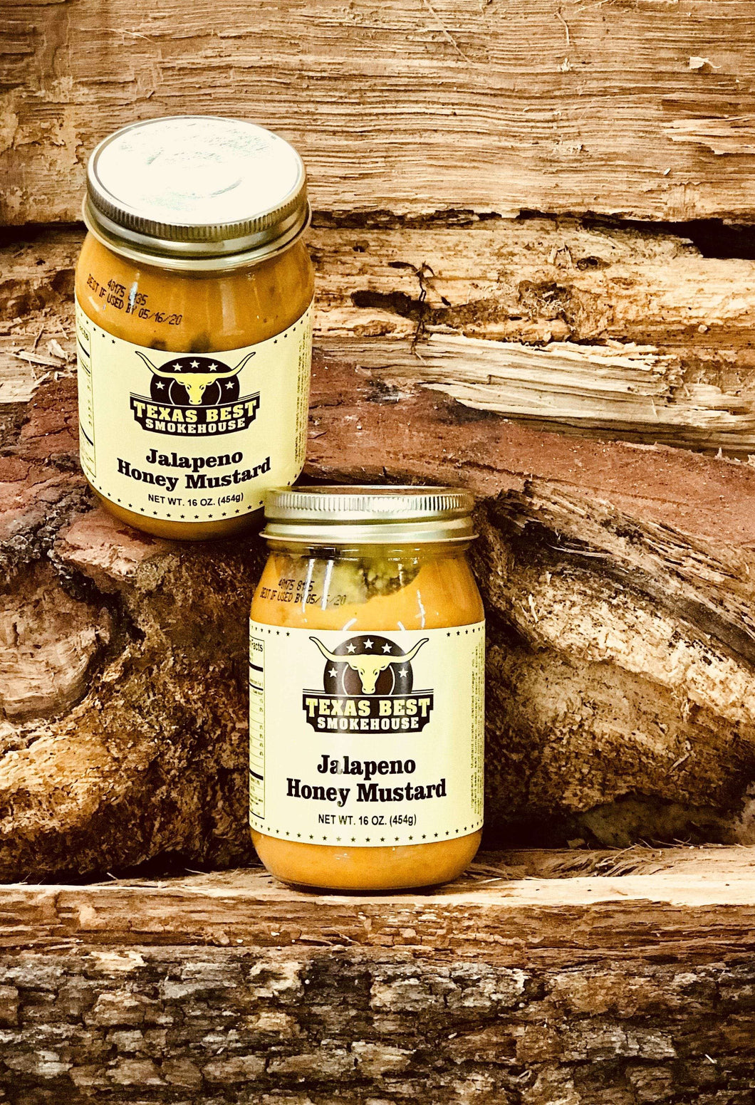 Jalapeno Honey Mustard 16oz
