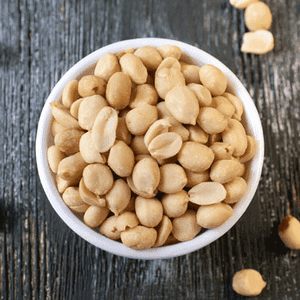 Roasted and Salted Peanuts 8oz