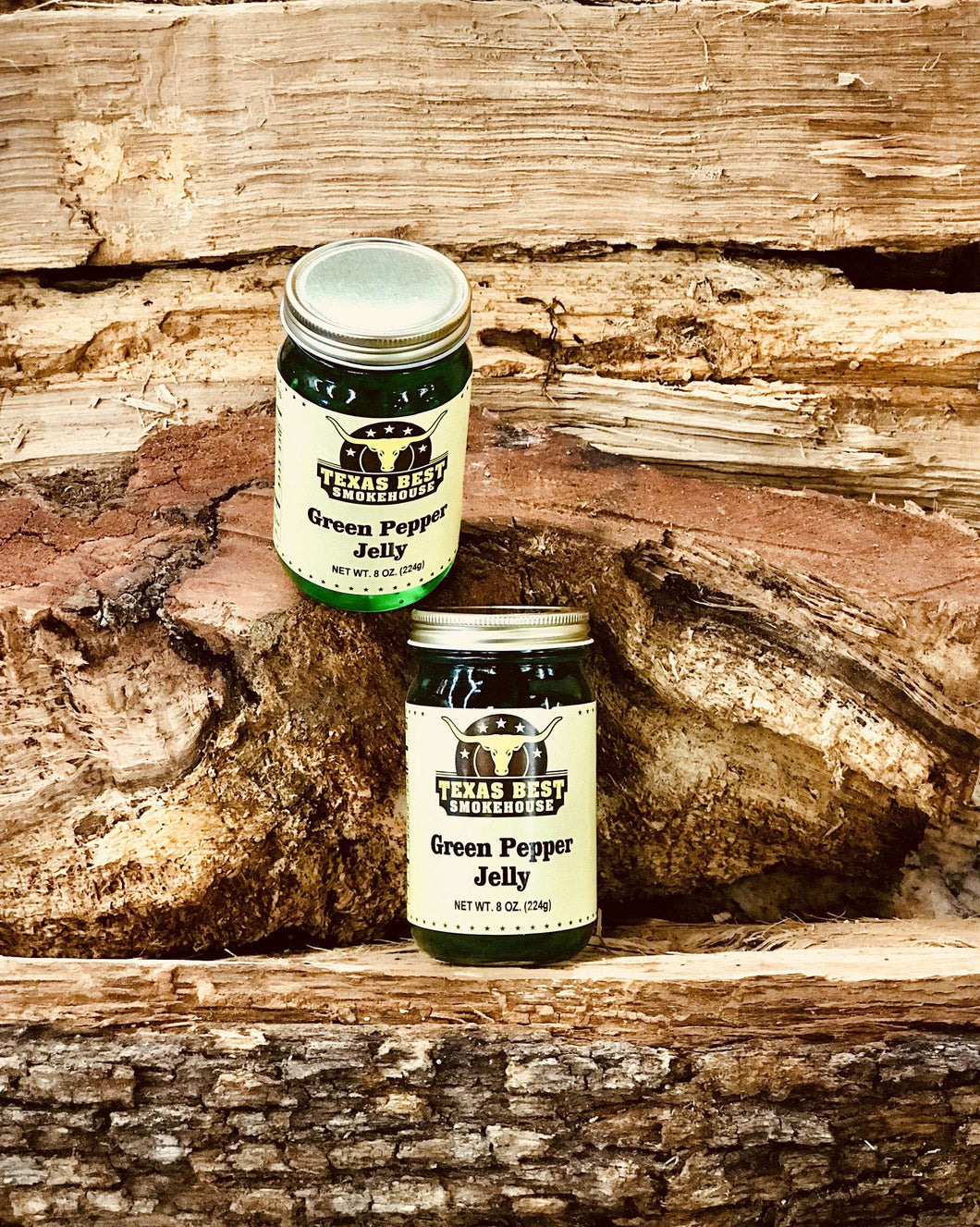 Green Pepper Jelly 8oz