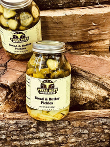 Bread N' Butter Pickles 16oz