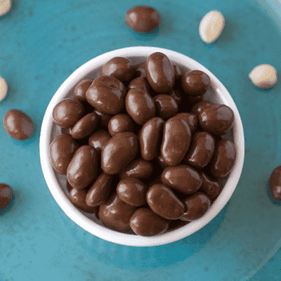 Sugar Free Chocolate Peanuts
