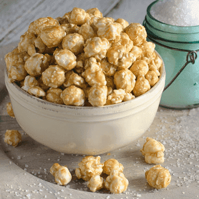 Sea Salt Caramel Popcorn 8oz