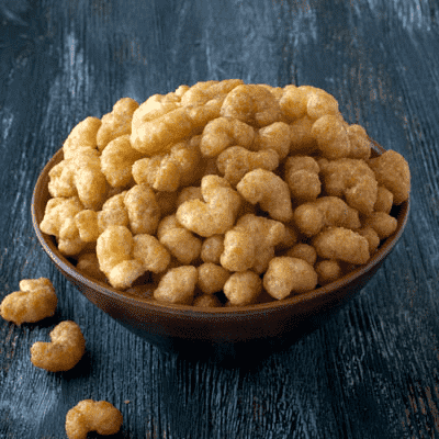 Golden Caramel Nuggets 13oz