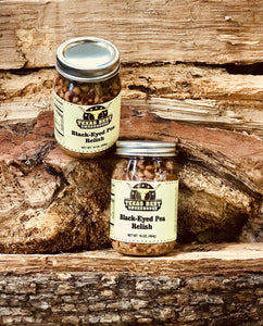 Blackeyed Pea Relish 16oz