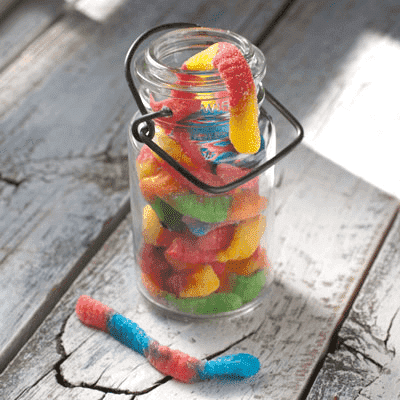 Sour Wow Worms