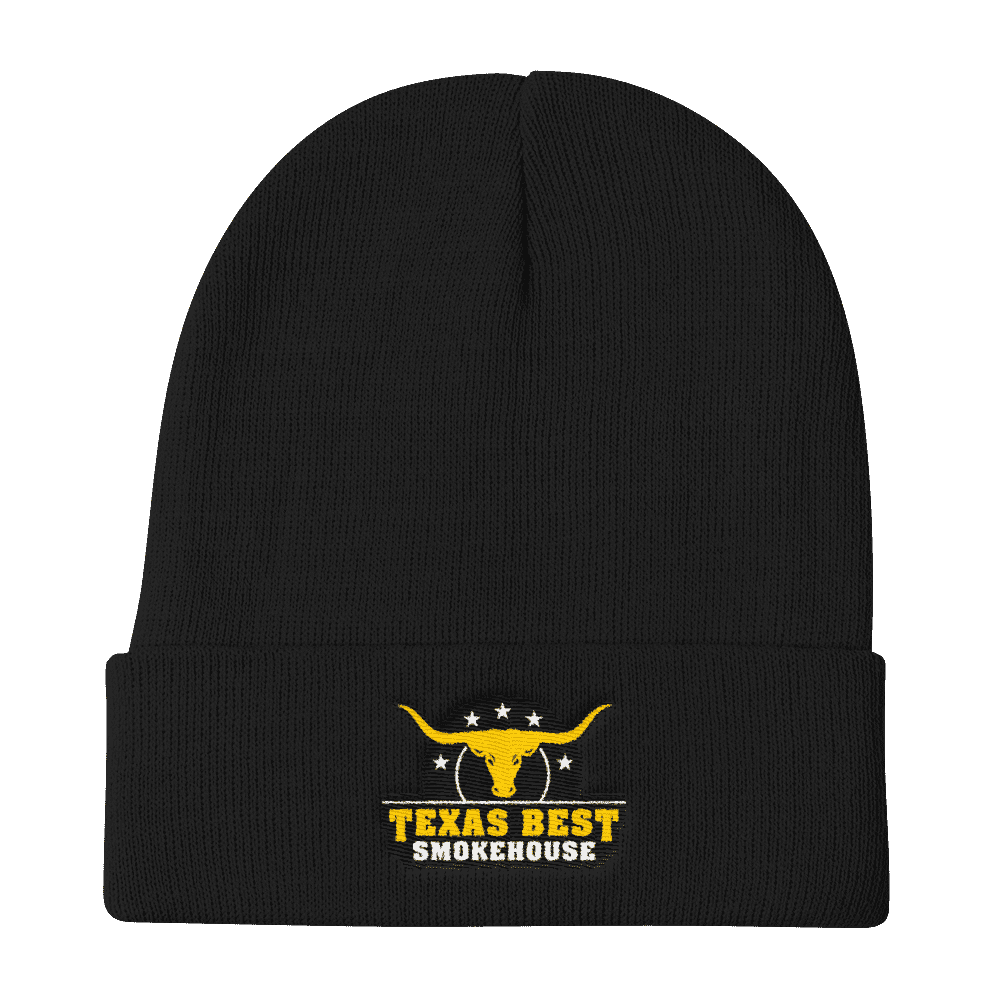 Texas Best Smokehouse Knit Beanie