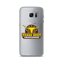 Texas Best Smokehouse Samsung Case