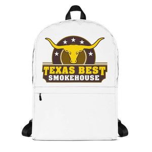 Texas Best Smokehouse Back Pack