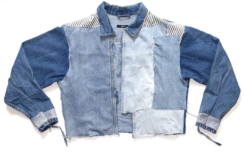 Reworked Patchwork Jacket 01