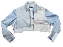 Load image into Gallery viewer, Reworked Patchwork Jacket 02