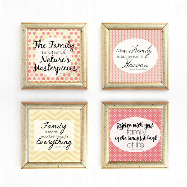Printable Quotes About Family