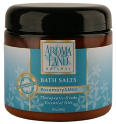 ROSEMARY & MINT BATH SALTS