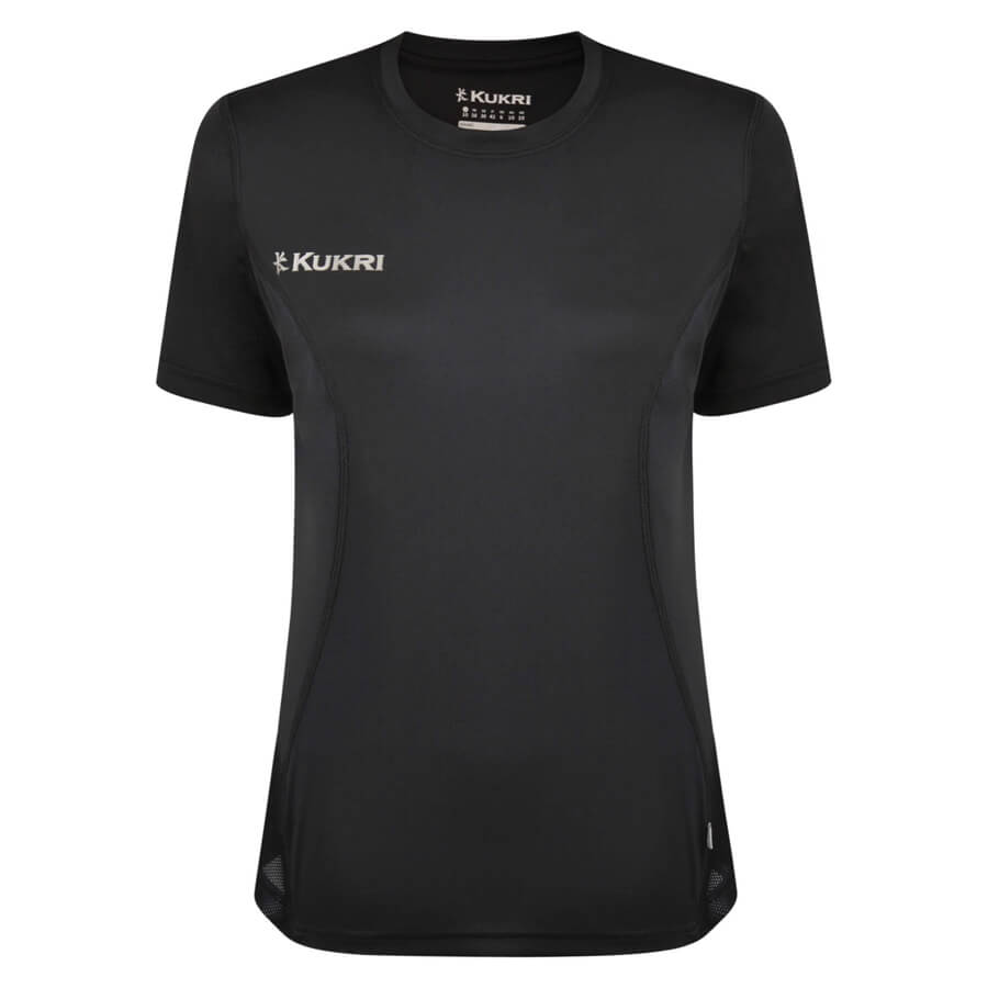 Kukri Womens Black T-shirt
