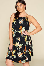 Load image into Gallery viewer, In the Tropics Swing Dress