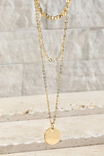 Load image into Gallery viewer, My Layered Charm Necklace in Gold