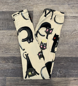 Cuddly with Cats Kids Leggings